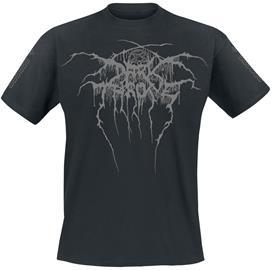 Darkthrone True Norwegian Black Metal T-paita musta