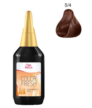 Color Fresh 75 ml 5/4 Light Red Brown