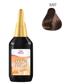 Color Fresh 75 ml 5/07 Light Natural Brunette Brown