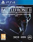 Star Wars: Battlefront II (2) - Deluxe Edition, PS4-peli