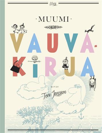 Muumi : vauvakirja (Tove Jansson (kuv.)), kirja