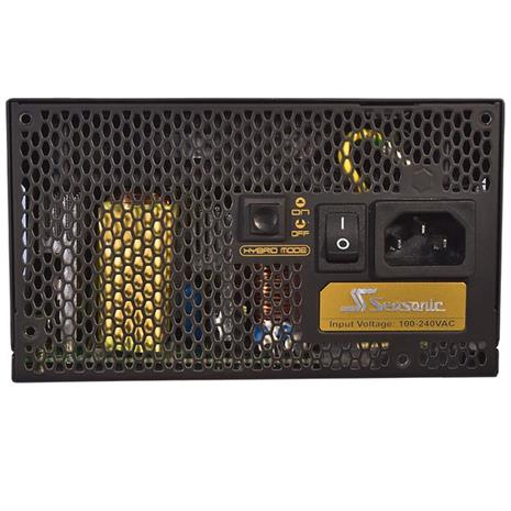 Seasonic Prime 850 W Gold, virtalähde