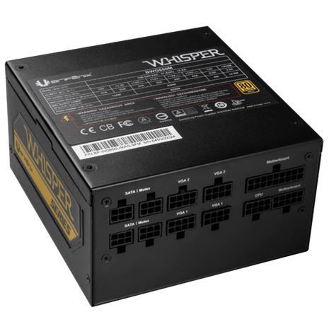 BitFenix Whisper M 850W, virtalähde