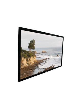 """Elite Screens R84WH1 (seinä-/kattokiinnitys) 84"""" 16:9 1862 x 1052, valkokangas"""