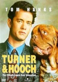 Turner ja täystuho (Turner & Hooch), elokuva