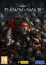 Warhammer 40,000: Dawn of War III (3), PC-peli