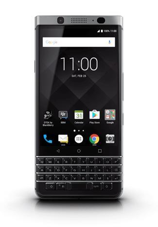 Blackberry Puhelin