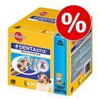 Säästöpakkaus: 224 x Pedigree Dentastix/ Dentastix Fresh erikoishintaan! - keskikokoisille koirille