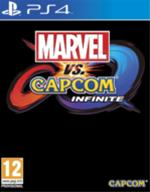 Marvel vs. Capcom: Infinite, PS4-peli