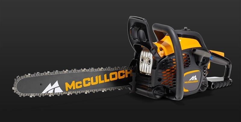 McCulloch CS 50S, moottorisaha