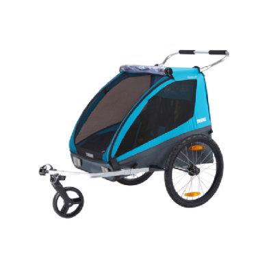 THULE Coaster XT Polkupyörän peräkärry, sininen