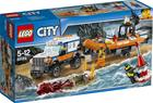 Lego City 60165, rannikkovartioston nelivetoinen partioauto