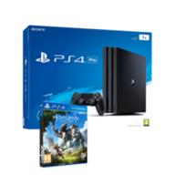 PlayStation 4 Pro (PS4, 1 TB), pelikonsoli + peli