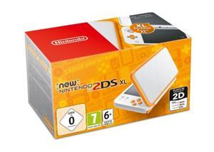 New Nintendo 2DS XL, pelikonsoli