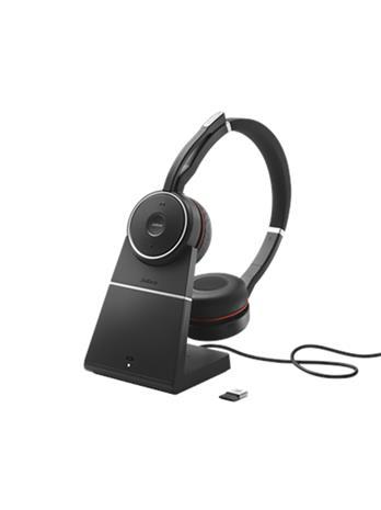 Jabra Evolve 75 MS Stereo, Bluetooth-kuulokemikrofoni