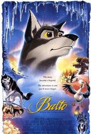 Balto (1995), elokuva