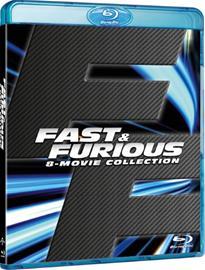 Fast & Furious 1-8 (Blu-Ray), elokuva