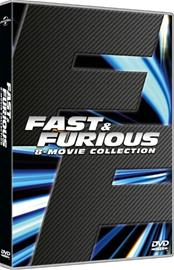 Fast & Furious 1-8, elokuva