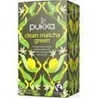 Te Clean Matcha Green 20 pussia