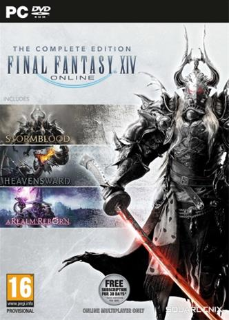 Final Fantasy XIV Online - Complete Edition, PC-peli