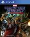 Marvel Guardians of the Galaxy - The Telltale Series, PS4 -peli
