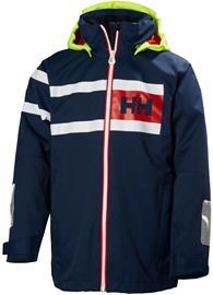HELLY HANSEN Jr Salt Power Jacket lasten ulkoilutakki