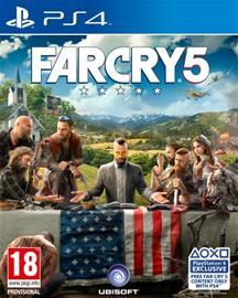 Far Cry 5, PS4-peli