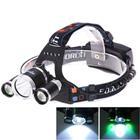 LED Otsalamppu CREE XM-L T6 - 1000 Luumenia, Taskulampun tarvikkeet