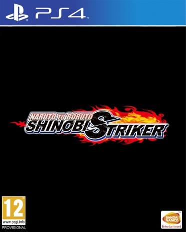 Naruto To Boruto: Shinobi Striker, PS4-peli