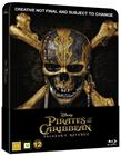Pirates of the Caribbean: Dead Men Tell No Tales - Steelbook (Salazar's Revenge, 2017, Blu-Ray), elokuva