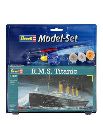 Revell RMS TItanic - 1:1200 pienoismallin rakennussarja
