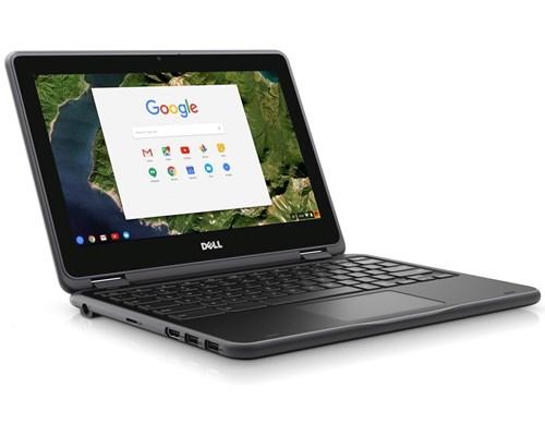 "Dell Chromebook 11 3180 5MDW2 (Celeron N3060, 4 GB, 32 GB SSD, 11,6"", Chrome OS), kannettava tietokone"