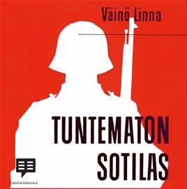 Tuntematon sotilas (Väinö Linna), kirja