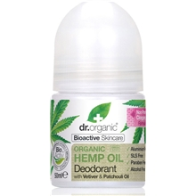 Hemp Oil - Deo Roll-On 50 ml