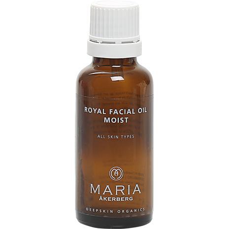 Maria Åkerberg Royal Facial Oil Moist - 30ml