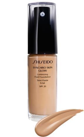 Shiseido Synchro Glow Foundation