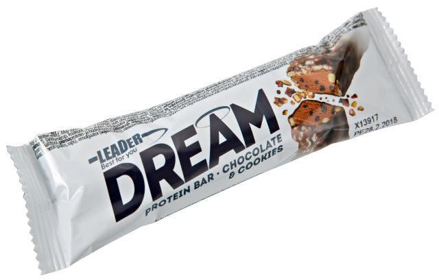 Leader Dream, proteiinipatukka 45 g