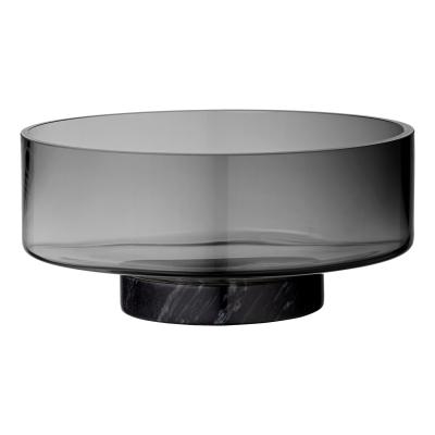 AYTM Volvi lasikulho XL, musta