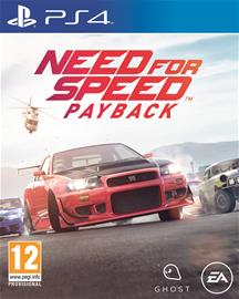 Need For Speed: Payback, PS4-peli