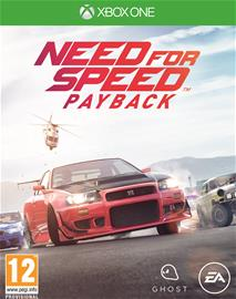 Need For Speed: Payback, Xbox One -peli