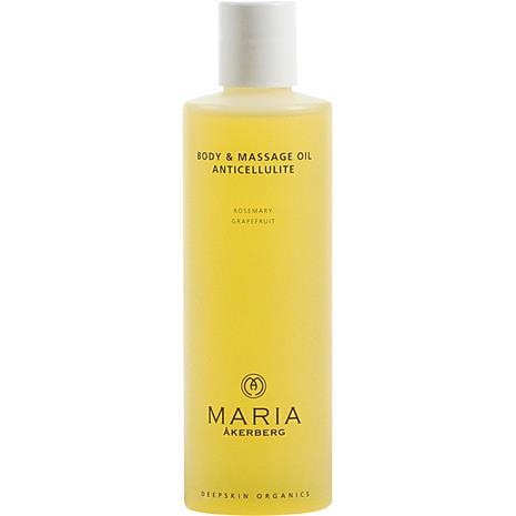 Maria Åkerberg Body & Massage Oil Anticellulite - 250ml