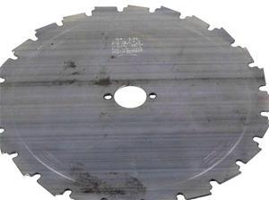 Raivaussahanterä (22x200x1,5; d=20 mm)