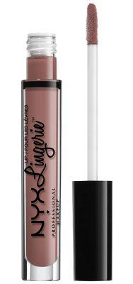 NYX Professional Makeup Lip Lingerie Liquid Lipstick- Bustier
