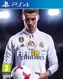 FIFA 18, PS4-peli