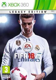 FIFA 18, Xbox 360 -peli