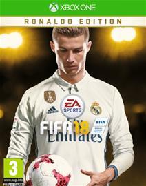 FIFA 18, Xbox One -peli