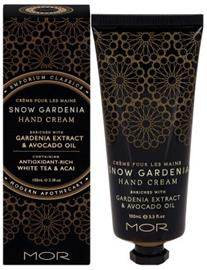 Mor Emporium Classics Hand Cream (100ml) Snow Gardenia