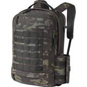 CamelBak Tactical Quantico MultiCam Reppu MOLLE-paneelilla, Musta 23L