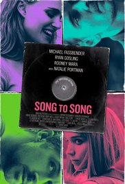 Song to Song (2017, Blu-Ray), elokuva
