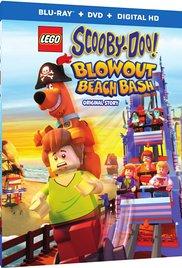 Lego Scooby-Doo! Blowout Beach Bash (2017, Blu-Ray), elokuva